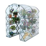 GT-Pop-Up-Greenhouses-Folding-Cover-Portable-Outdoor-Garden-shelves-Tent-Metal-Frame-Gardening-Flowerhouse-Covering-Growing-Kit-Herb-Patio-Planting-Ebook-by-Easy2Find-0