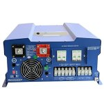 GTPOWER-3000W-Peak-9000W-Low-Frequency-SP-Pure-Sine-Wave-Inverter-30A-Battery-Charger-Solar-Converter-DC-48V-AC-Input-240V-AC-Output-Split-Phase-120V-240V-AC-Priority-Battery-Priority-New-0-1
