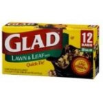 Glad-Quick-Tie-Lawn-and-Leaf-Trash-Bag-39-Gallon-12-per-pack-12-packs-per-case-0