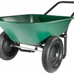 Green-Thumb-70008-2-Wheel-Poly-Wheelbarrow-0