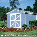 Handy-Home-Products-Somerset-Wooden-Storage-Shed-0-2