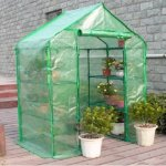 High-Quality-Portable-Green-House-w-Shelves-by-EarthCare-Greenhouses-0