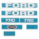 Hood-Decal-Set-made-to-fit-FordNew-Holland-7710-Tractor-0
