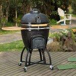 Icon-Grills-C51-Series-Black-Charcoal-Grill-Royal-Oak-8-lb-Bag-Lump-Charcoal-0-2