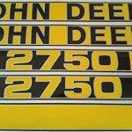 JD2750-Hood-Decal-Set-For-John-Deere-Tractor-2750-0-0