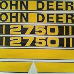 JD2750-Hood-Decal-Set-For-John-Deere-Tractor-2750-0-1