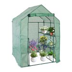 KARMAS-PRODUCT-Walk-in-Mini-Outdoor-Greenhouse-2-Tier-8-Shelf-Portable-Garden-Backyard-Patio-Plants-Tent-563L-x-563W-x-767H-0