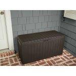 Keter-Marvel-Plus-All-Weather-IndoorOutdoor-Brown-Storage-Bench-4590L-x-1560W-x-2240H-0-2