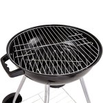 Kettle-Charcoal-Grill-Outdoor-Backyard-BBQ-Cooking-with-Wheels-Black-185-Inch-0-1