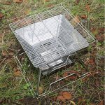 Mini-Camping-Charcoal-Grills-Outdoor-Barbecue-Grill-Basket-Top-Charcoal-Fire-Bridge-Type-Campfire-0-2