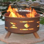 Mosaic-Santa-Fe-Fire-Pit-with-Grill-and-FREE-Cover-0-0