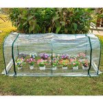New-Outdoor-New-Mini-7x3x3-Portable-Plant-Flower-Gardening-Greenhouse-Hot-House-0