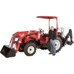 NorTrac-35XT-35-HP-4WD-Tractor-with-Front-End-Loader-Backhoe-with-Turf-Tires-0-1