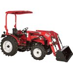 NorTrac-35XT-35-HP-4WD-Tractor-with-Front-End-Loader-With-Turf-Tires-0-0