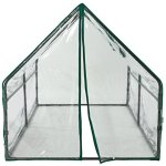 OGrow-Ultra-Deluxe-Compact-Outdoor-Seed-Starter-Greenhouse-Cloche-0-2