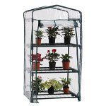 PHI-VILLA-Outdoor-Portable-Garden-3-Tier-Mini-Greenhouse-with-Clean-Cover-272x193x508-0
