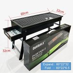 Portable-BBQ-Barbecue-Foldable-Camping-Picnic-Outdoor-Garden-Charcoal-BBQ-Grill-Party-0-0