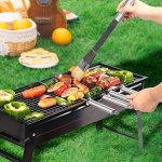 Portable-BBQ-Barbecue-Foldable-Camping-Picnic-Outdoor-Garden-Charcoal-BBQ-Grill-Party-0-2