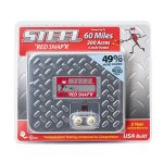 RED-SNAPR-EAC60M-RSS-Steel-60-Mile-AC-Fence-Charger-0-0