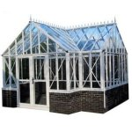 Royal-Victorian-Antique-Orangerie-Glass-Greenhouse-with-Accessory-Kit-0