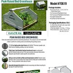 Shelter-Logic-70617-Round-Raised-Bed-Greenhouse-with-Fully-Closable-Cover-4-x-4-x-1-Feet-11-Inch-0-2