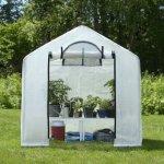 ShelterLogic-Growit-Backyard-Greenhouse-6-x-4-x-65-Translucent-0