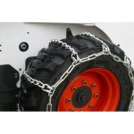Skid-Steer-Uni-loader-Snow-Tire-Chains-Twist-link-hardened-10-165-Peerless-0-0