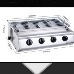 Smokeless-4-Burners-Switch-Barbecue-Grill-BBQ-Charbroiler-BBQ-Roaster-0-1