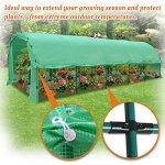 Strong-Camel-Greenhouse-246-X10-X-7-Portable-Walk-In-Outdoor-Plant-Gardening-Hot-Green-House-with-ABS-Snap-Clamp-0-1