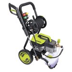 Sun-Joe-SPX9006-PRO-215-HP-1300-PSI-2-GPM-Commercial-Pressure-Washer-with-Roll-Cage-and-Hose-Reel-0-0