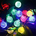 TechCode-LED-Outdoor-Lighting-String-Lights-Solar-Powered-Fairy-Lamp-for-Garden-Home-Landscape-Holiday-Decorations-0-0