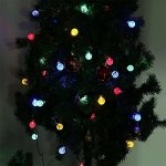 TechCode-LED-Outdoor-Lighting-String-Lights-Solar-Powered-Fairy-Lamp-for-Garden-Home-Landscape-Holiday-Decorations-0