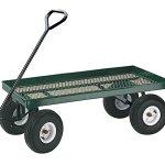 Tek-Widget-Heavy-Duty-Garden-Nursery-Wagon-Cart-660lbs-0
