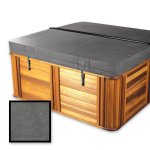 The-Cover-Guy-Deluxe-5-Replacement-Hot-Tub-Spa-Cover-Tiger-River-91x91x6-Radius-Corners-Brown-or-Grey-0-0