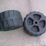 TimmyHouse-Dock-Boat-lift-Wagon-Cart-Trailer-Wheels-Gate-Wheel-NEW-made-in-USA-quality-0