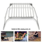 VGEBY-Barbecue-Grill-Portable-Foldable-Lightweight-Charcoal-Grill-for-Camping-Hiking-Picnic-0-1