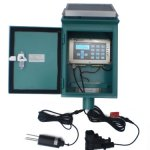 Ancnoble-GG-004C-1-4-Zones-Irrigation-Controller-with-Moisture-SensorTimer-21-by-7-by-1025-Inch-GreenBlack-0