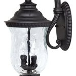 Black-Ashford-2-Light-Outdoor-Wall-Sconce-0