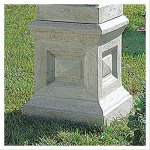 Design-Toscano-Neoclassical-Grand-Garden-English-Plinth-Pedestal-Stand-0