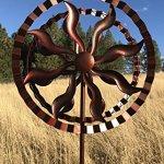 Fire-Wheel-Style-Kinetic-Wind-Garden-Spinner-0-1