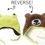 FrogBear-Reversible-Kids-Winter-Hat-Large-0