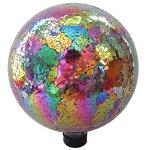 Gardener-Select-16BFG05-Mosaic-Red-Purple-Globe-10-0