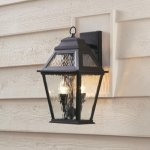 Hampton-Bay-Outdoor-Lantern-2-Light-Oil-Rubbed-Bronze-LED-Decorative-Water-Glass-0-2