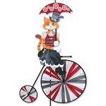 High-Wheel-Bike-Spinner-Steampunk-Kitty-Cat-0