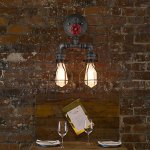 Injuicy-Lighting-Retro-Cages-Industrial-Vintage-Edison-Rust-Loft-Wall-Light-Waterpipe-Double-Lamp-0-1