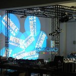 LOGOBO-DJ-Pinpoint-Gobos-and-GOBO-Projectors-LED-Monogram-Pattern-Projection-Lighting-Waterproof-0-0