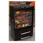 Landmann-Smoky-Mountain-32970-Electric-Smoker-with-2-Drawer-Access-32-Inch-0-0