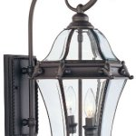 Livex-Lighting-2621-07-Outdoor-Wall-Lantern-with-Clear-Beveled-Glass-Shades-Bronze-0