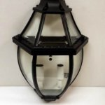 Lot-of-2-Pieces-Westar-Lighting-2-Light-Outdoor-Wall-Sconce-with-Black-Finish-0