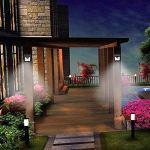 MAYSAK-Solar-Light-Outdoor-LED-Deck-Lights-Waterproof-Motion-Sensor-Light-Wall-Mounted-Security-Light-Lamp-Wireless-for-Front-Door-Yard-Garage-Porch-Pathway-0-0